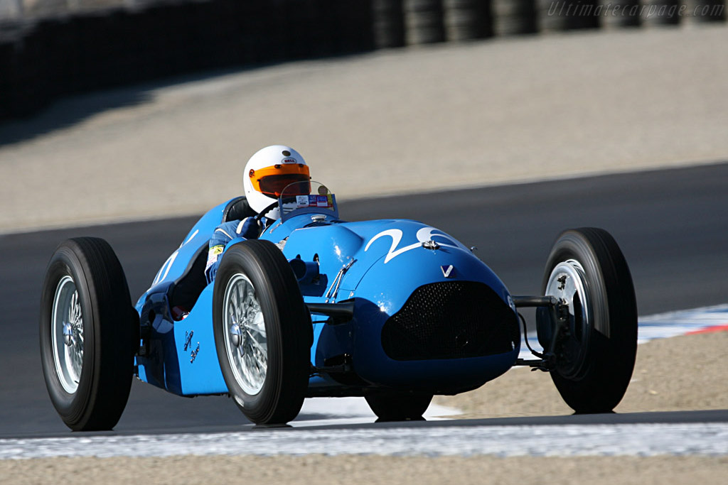 Talbot Lago T26C Grand Prix - Chassis: 110052   - 2007 Monterey Historic Automobile Races