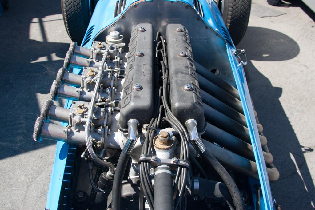 Talbot Lago T26C Grand Prix - Chassis: 110054   - 2012 Monterey Motorsports Reunion