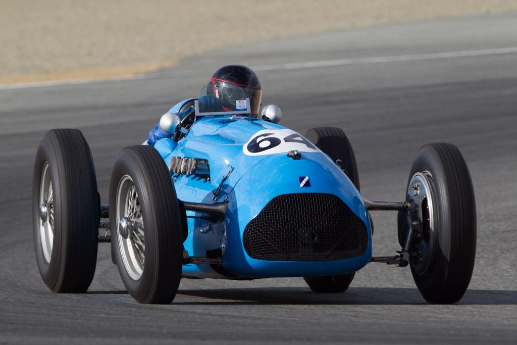 Talbot Lago T26C Grand Prix - Chassis: 110054   - 2013 Monterey Motorsports Reunion