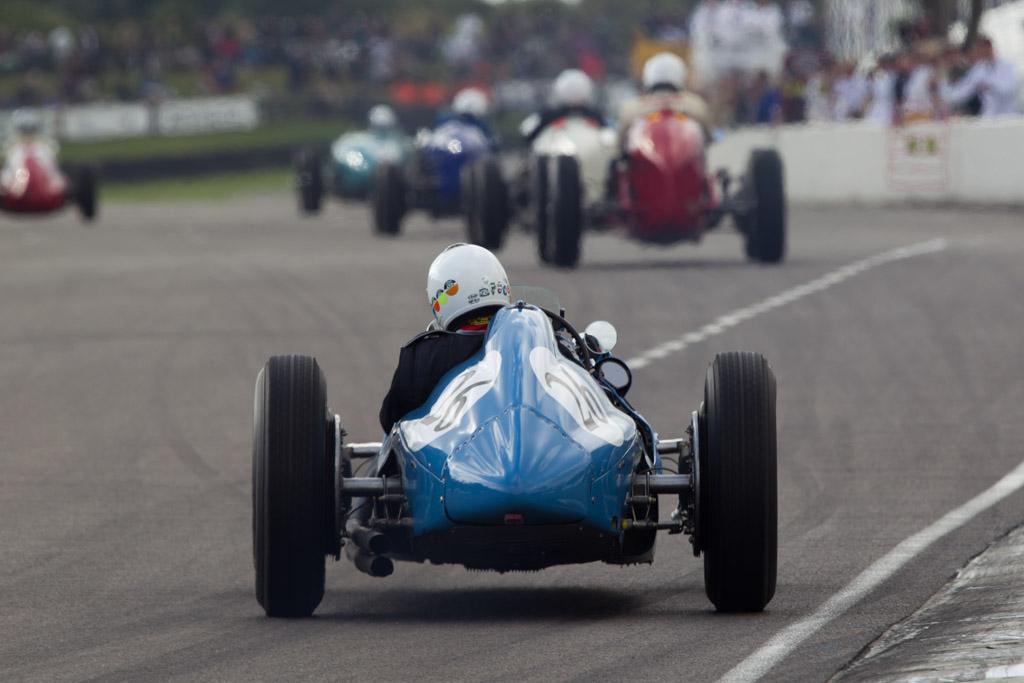 Talbot Lago T26C Grand Prix - Chassis: 110004  - 2013 Goodwood Revival