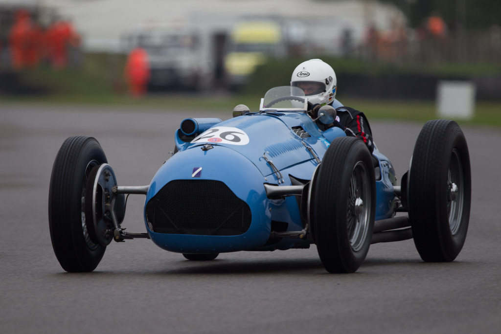 Talbot Lago T26C Grand Prix - Chassis: 110004   - 2013 Goodwood Revival