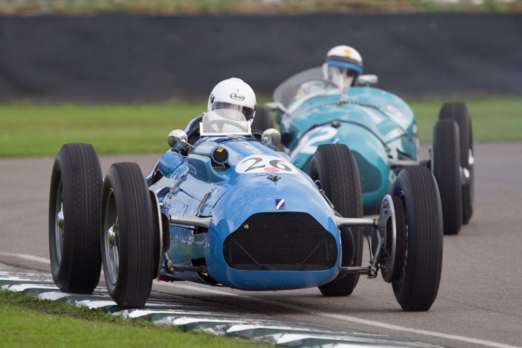 Click here to open the Talbot Lago T26C Grand Prix gallery