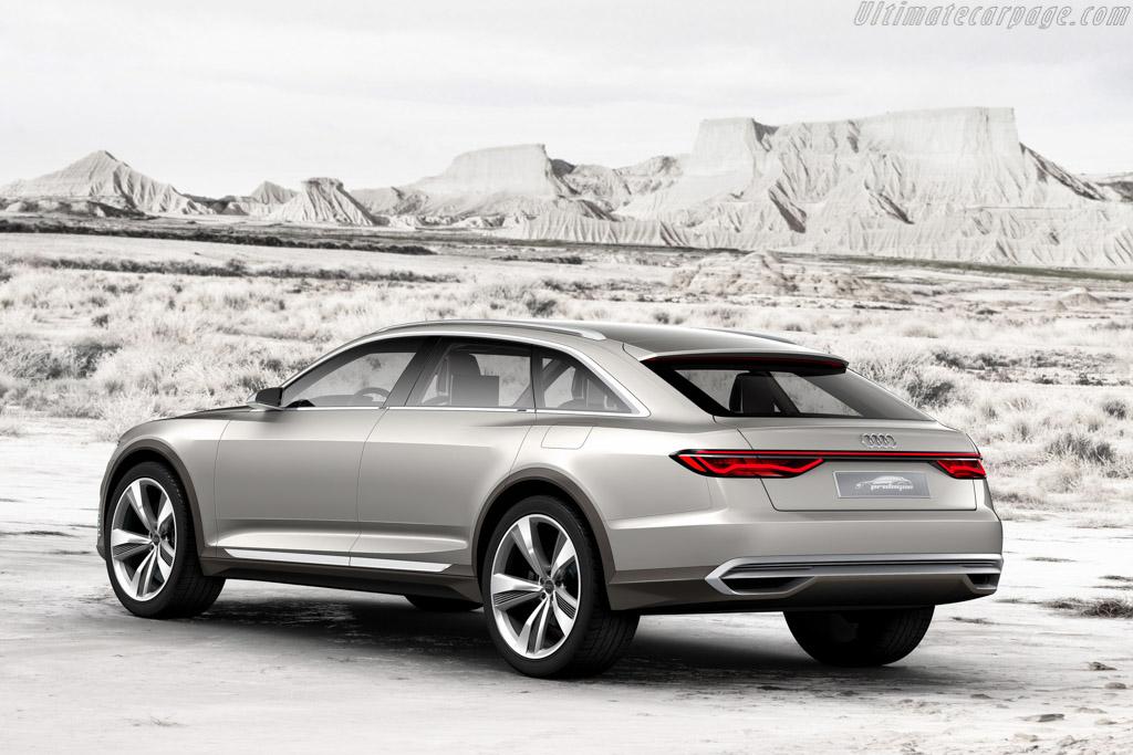 Audi Prologue Allroad Show Car