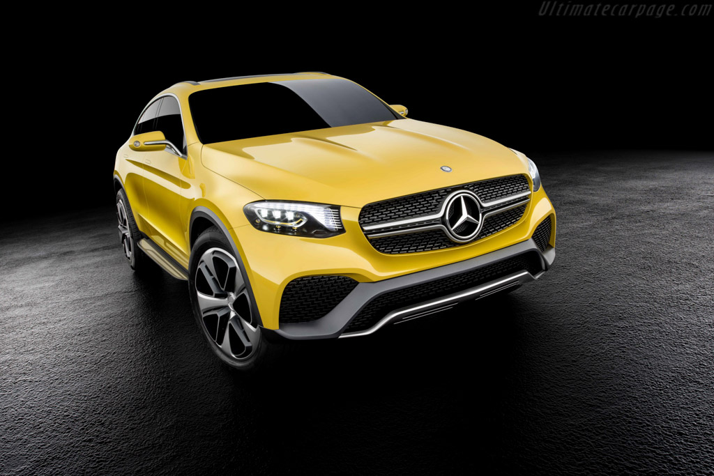 Click here to open the Mercedes-Benz Concept GLC Coupé gallery