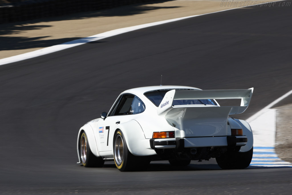 Porsche 934½ - Chassis: 930 770 0958   - 2007 Monterey Historic Automobile Races