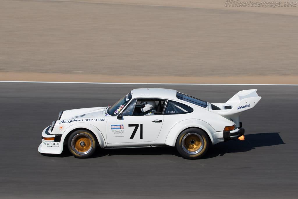 Porsche 934½ - Chassis: 930 770 0958   - 2009 Monterey Historic Automobile Races