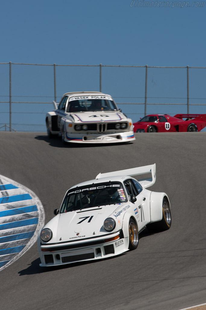 Porsche 934½ - Chassis: 930 770 0958   - 2010 Monterey Motorsports Reunion