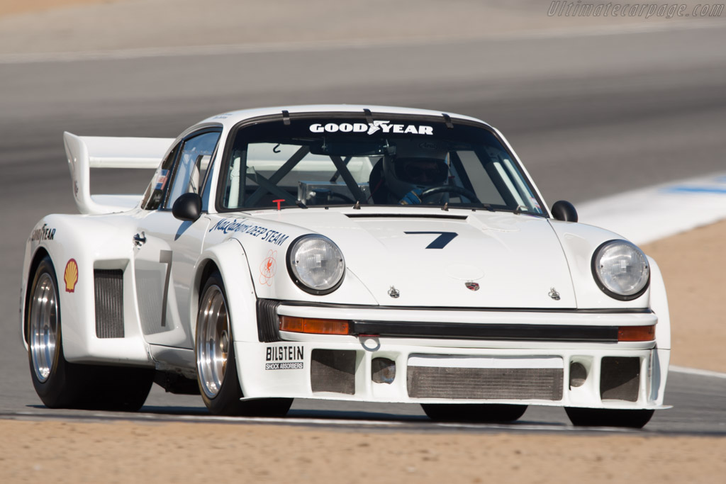 Porsche 934½ - Chassis: 930 770 0958   - 2011 Monterey Motorsports Reunion
