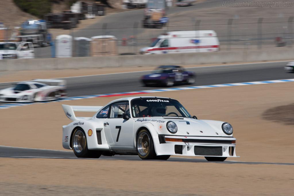 Porsche 934½ - Chassis: 930 770 0958   - 2012 Monterey Motorsports Reunion