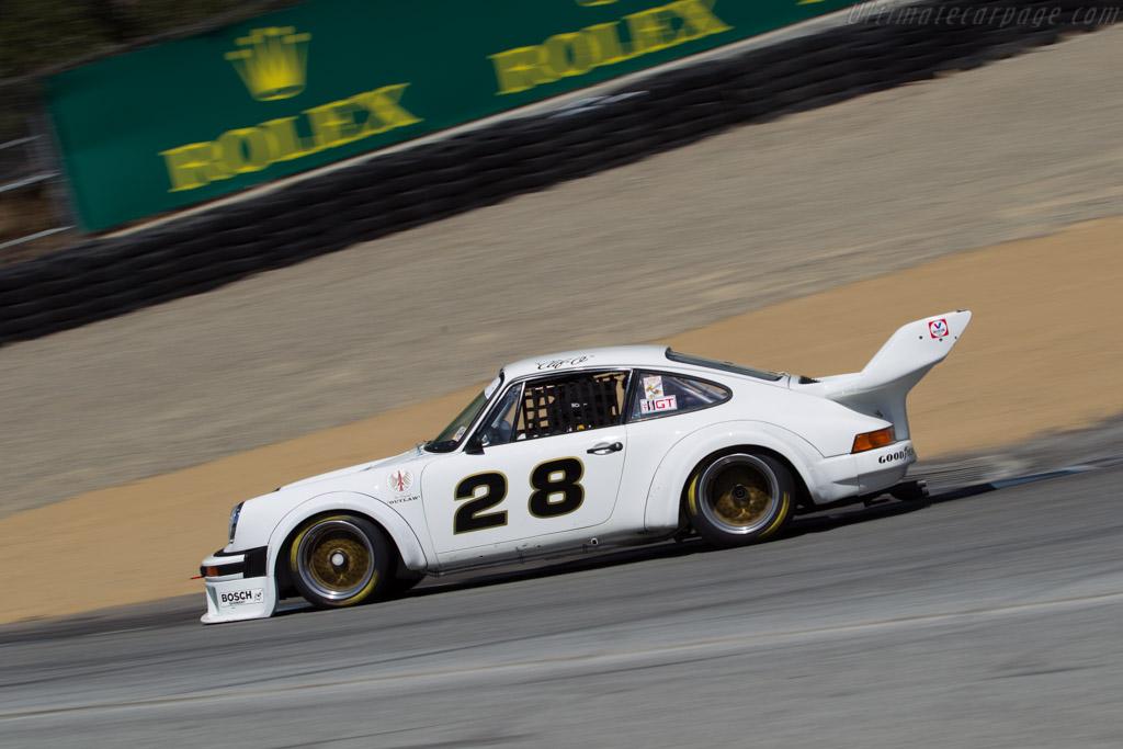 Porsche 934½ - Chassis: 930 770 0960   - 2015 Monterey Motorsports Reunion