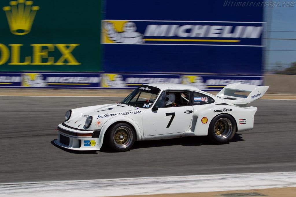 Porsche 934½ - Chassis: 930 770 0958   - 2015 Monterey Motorsports Reunion