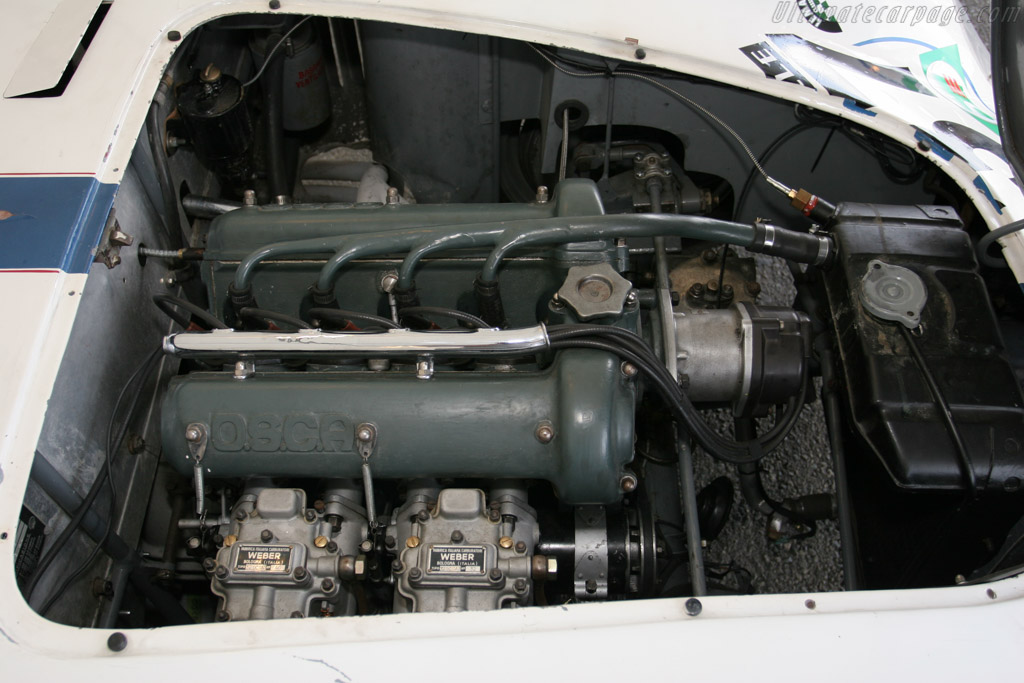 OSCA S187 - Chassis: 763   - 2006 Le Mans Classic