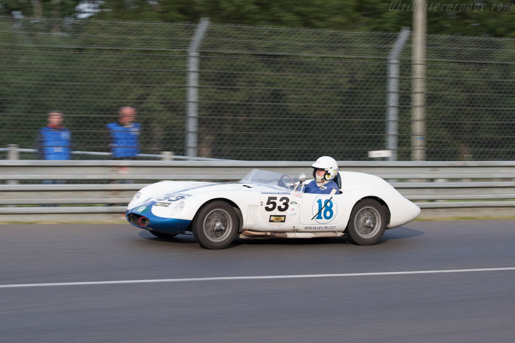 OSCA S187 - Chassis: 763   - 2012 Le Mans Classic