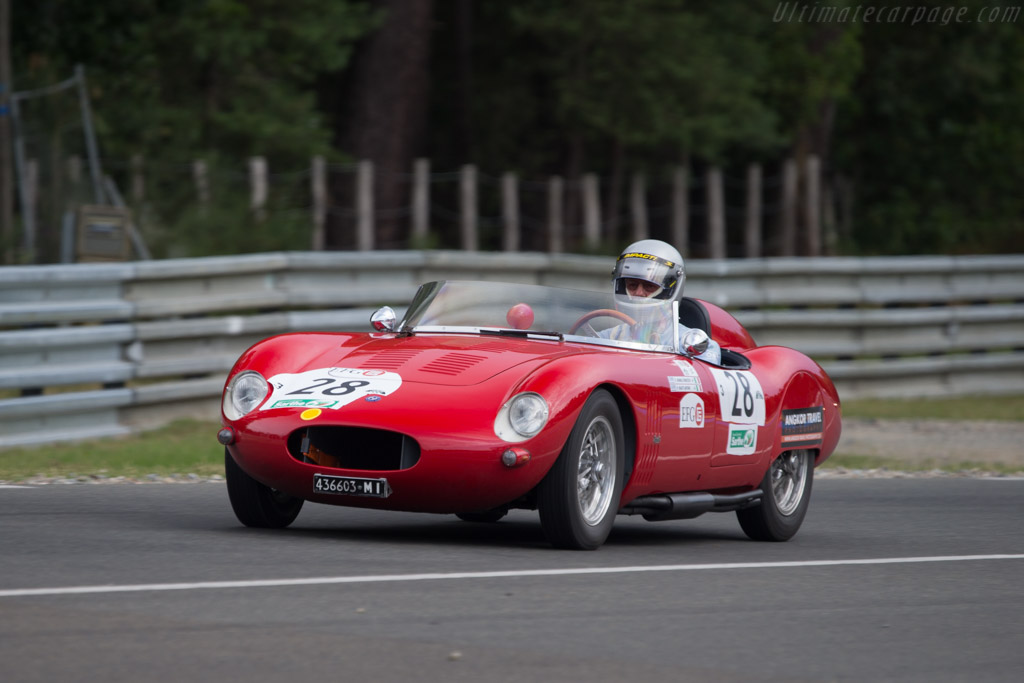OSCA S187 - Chassis: 756   - 2014 Le Mans Classic