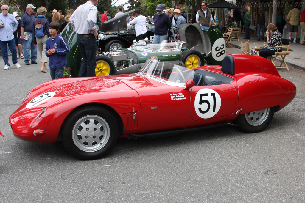OSCA S187 - Chassis: 766   - 2009 Concours on the Avenue