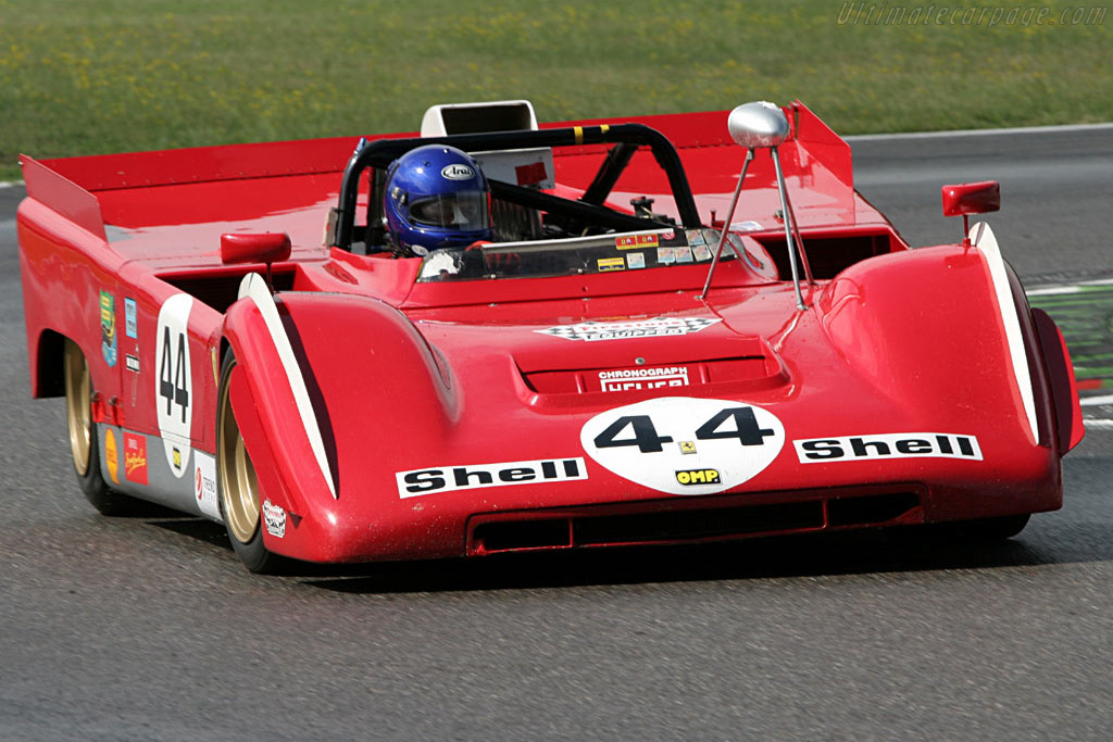 Ferrari 712 Can-Am - Chassis: 1010  - 2005 Le Mans Series Monza 1000 km