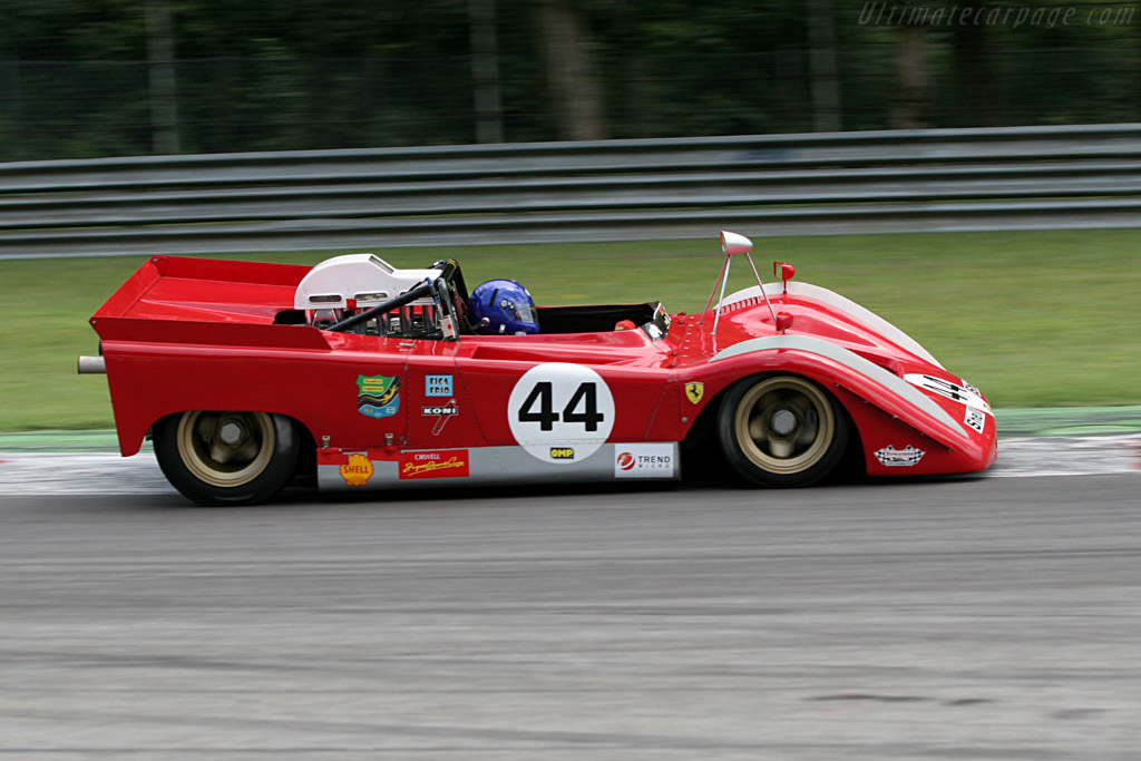 Ferrari 712 Can-Am - Chassis: 1010   - 2005 Le Mans Series Monza 1000 km