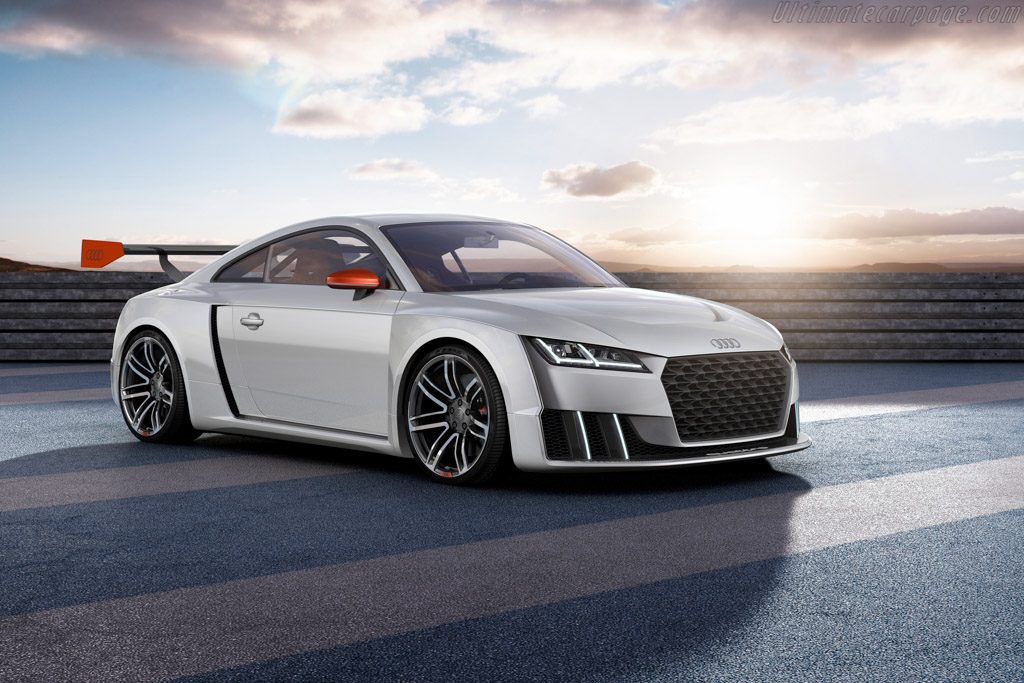 Click here to open the Audi TT clubsport turbo gallery