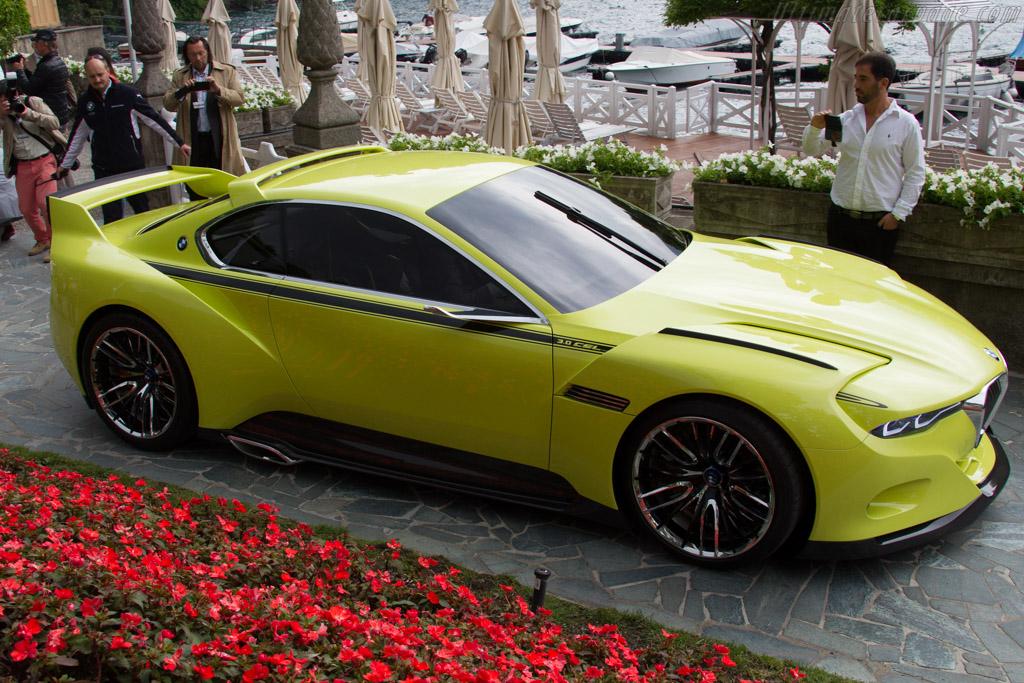 BMW 3.0 CSL Hommage    - 2015 Concorso d'Eleganza Villa d'Este