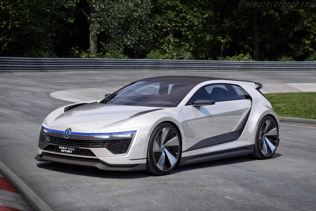 Volkswagen Golf GTE Sport