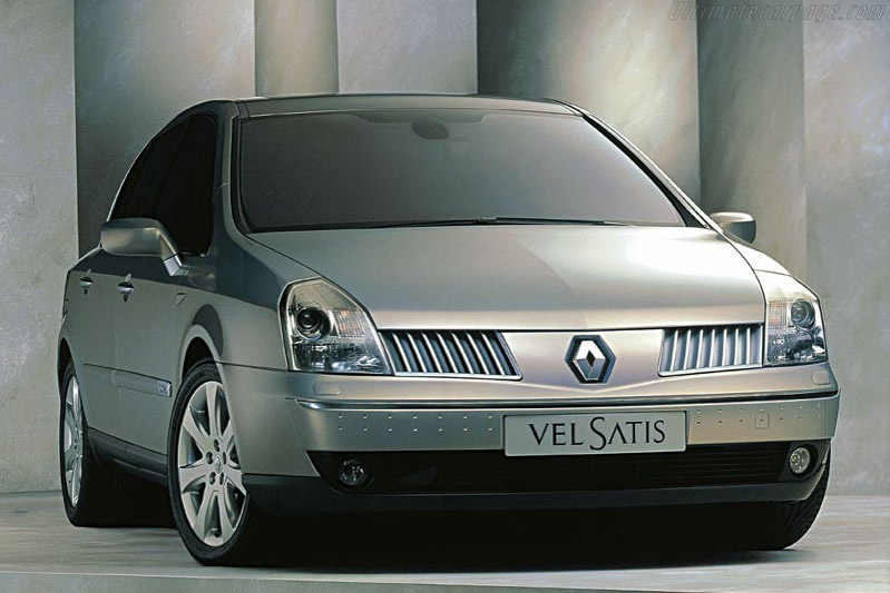 Click here to open the Renault Vel Satis gallery