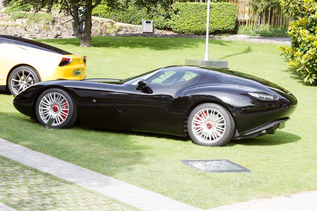 Maserati Mostro Zagato Coupe    - 2015 Concorso d'Eleganza Villa d'Este