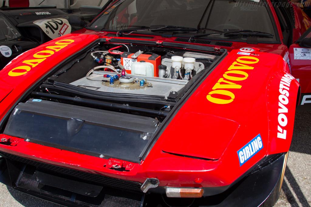 DeTomaso Pantera Group 4 - Chassis: 02873   - 2015 Grand Prix de l'Age d'Or