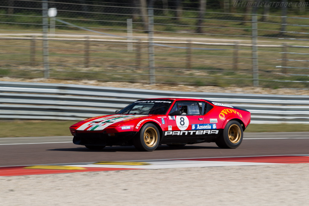 DeTomaso Pantera Group 4 - Chassis: 02873   - 2015 Grand Prix de l'Age d'Or