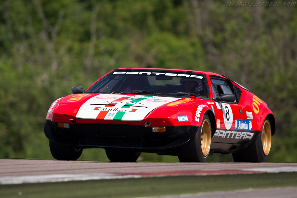 1972 DeTomaso Pantera Group 4 - Images, Specifications and Information