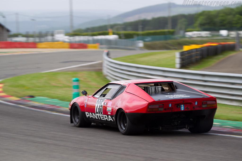 DeTomaso Pantera Group 4 - Chassis: 02858   - 2015 Modena Trackdays