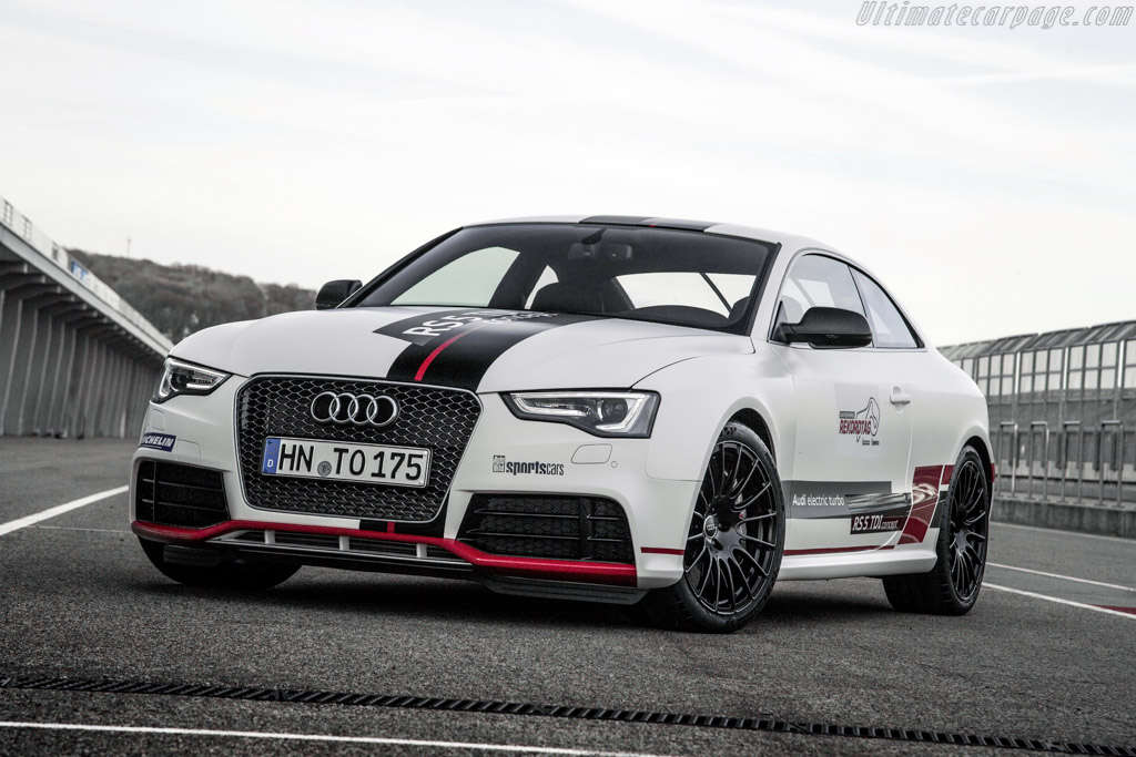 Audi RS 5 TDI competition concept