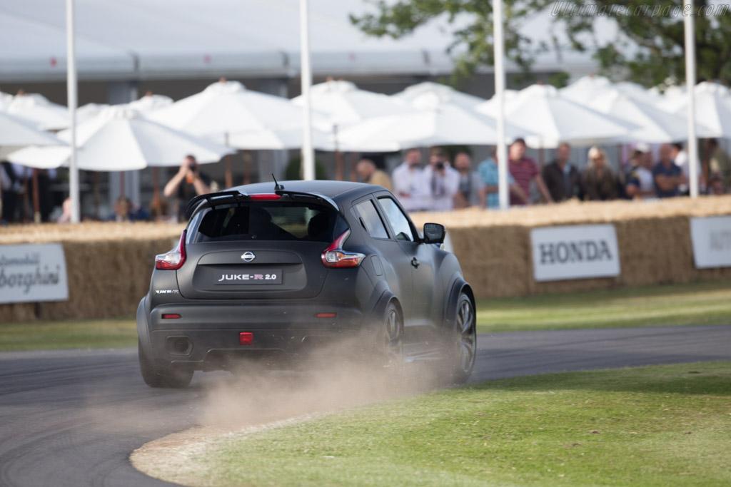 Nissan Juke-R 2.0    - 2015 Goodwood Festival of Speed