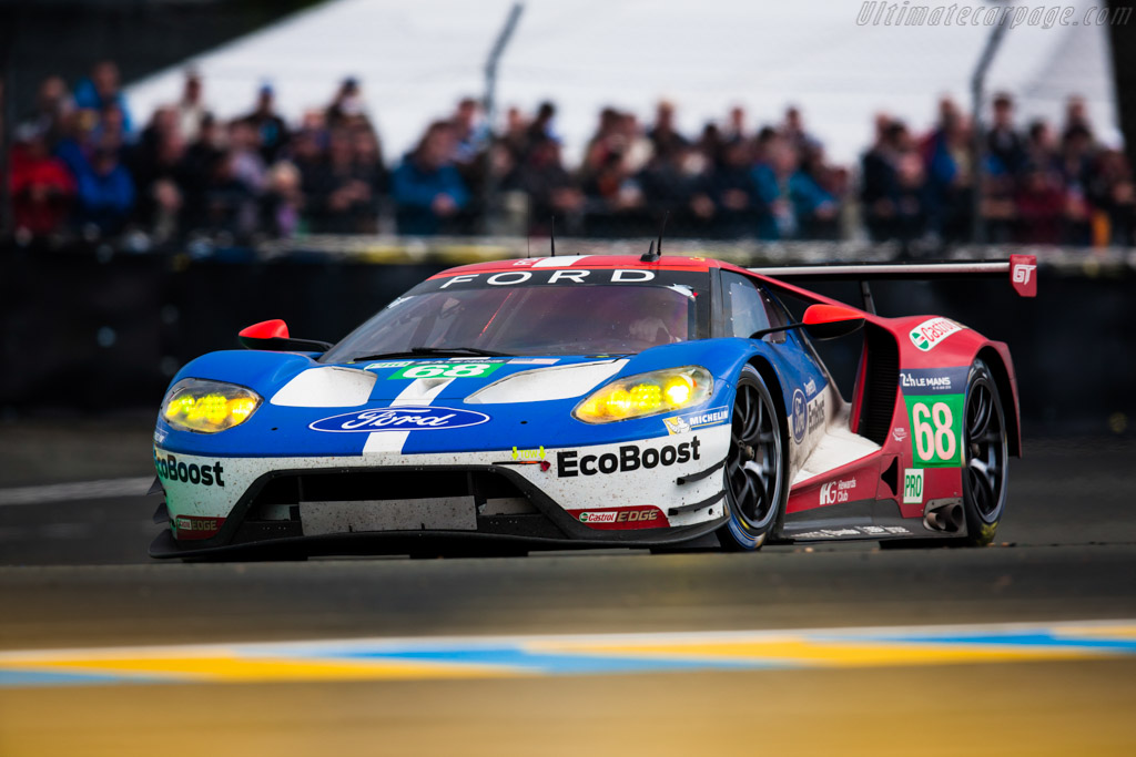 Ford GT LM GTE