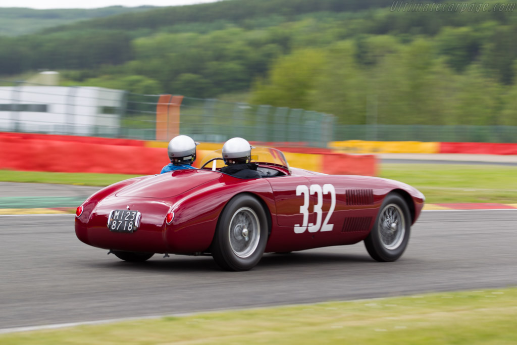 OSCA 2000S - Chassis: 2004   - 2015 Modena Trackdays