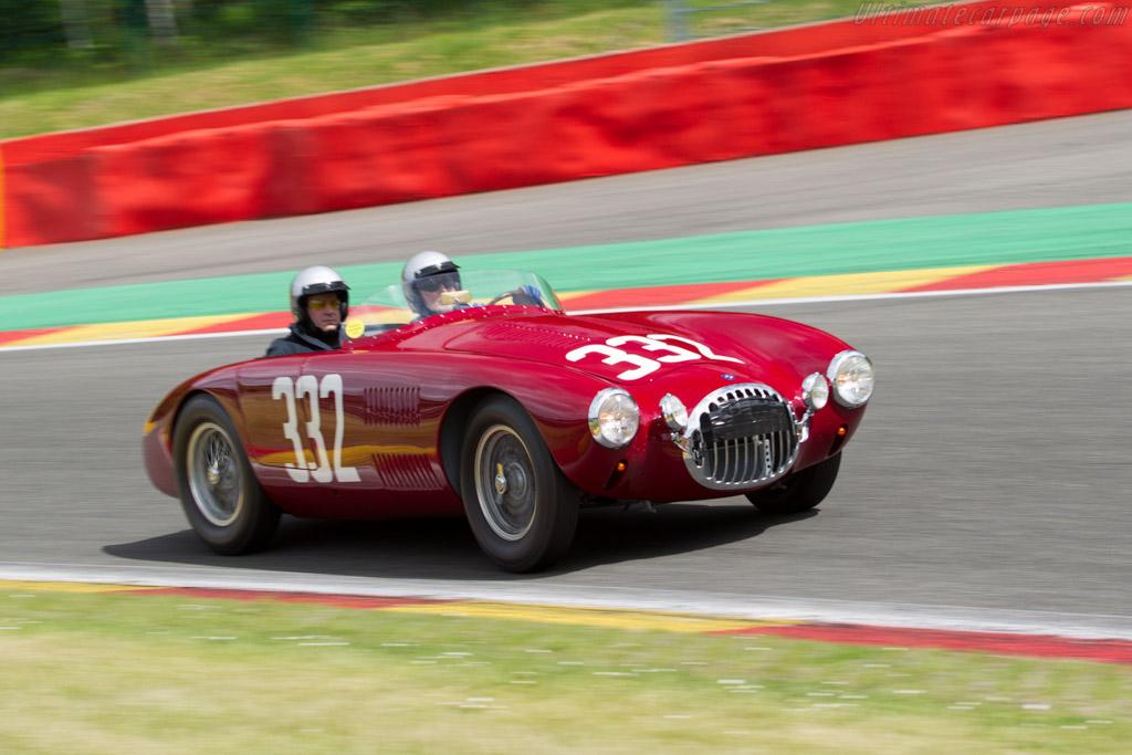 OSCA 2000S - Chassis: 2004   - 2015 Modena Trackdays