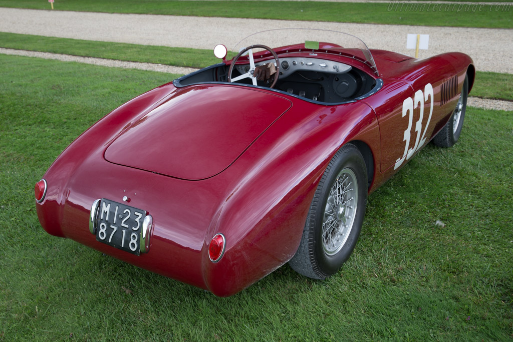 OSCA 2000S - Chassis: 2004   - 2015 Chantilly Arts & Elegance