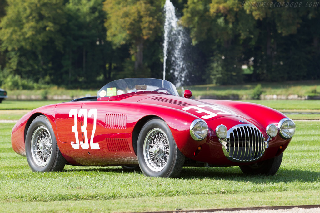 1954 OSCA 2000S - Images, Specifications and Information