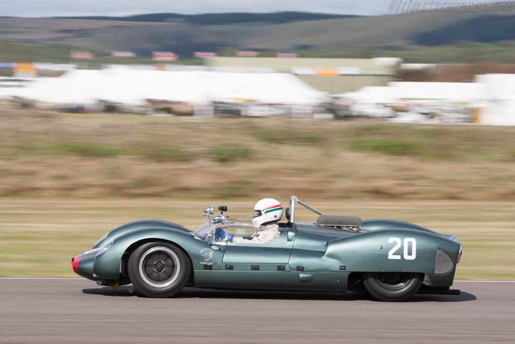Cooper Monaco T61P Maserati - Chassis: 151-010   - 2012 Goodwood Revival