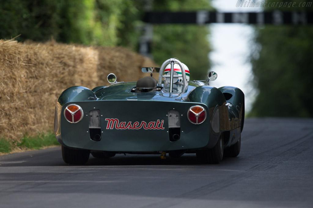 Cooper Monaco T61P Maserati - Chassis: 151-010   - 2014 Goodwood Festival of Speed