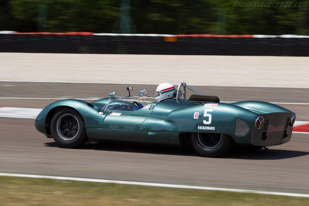 Cooper Monaco T61P Maserati - Chassis: 151-010   - 2015 Grand Prix de l'Age d'Or