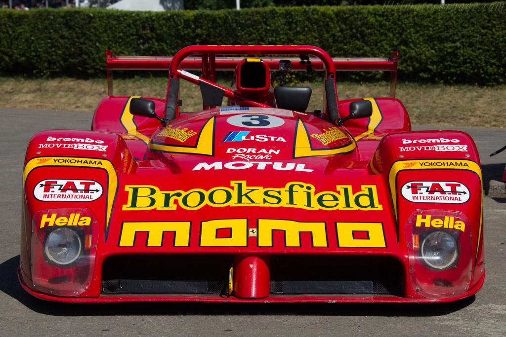 Ferrari 333 SP - Chassis: 019   - 2017 Goodwood Festival of Speed