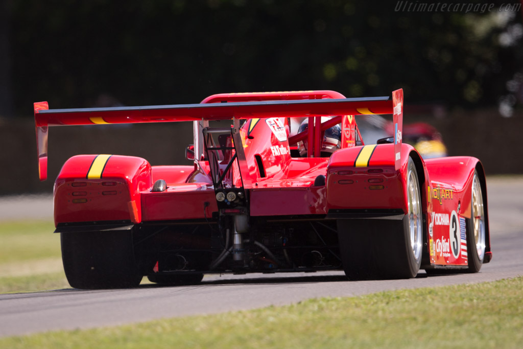 Ferrari 333 SP - Chassis: 019 - Driver: Emanuele Pirro  - 2017 Goodwood Festival of Speed