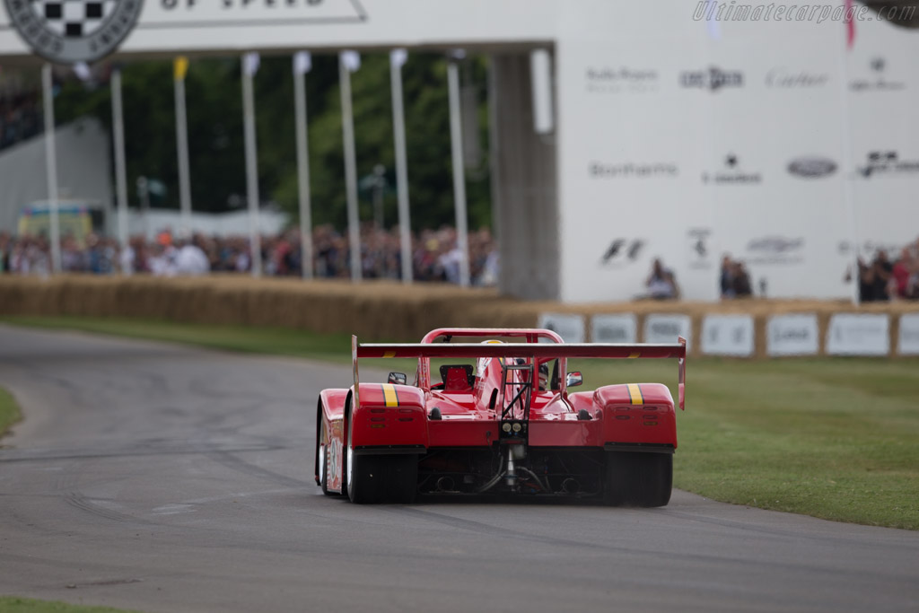 Ferrari 333 SP - Chassis: 019 - Driver: Emanuele Pirro  - 2017 Goodwood Festival of Speed