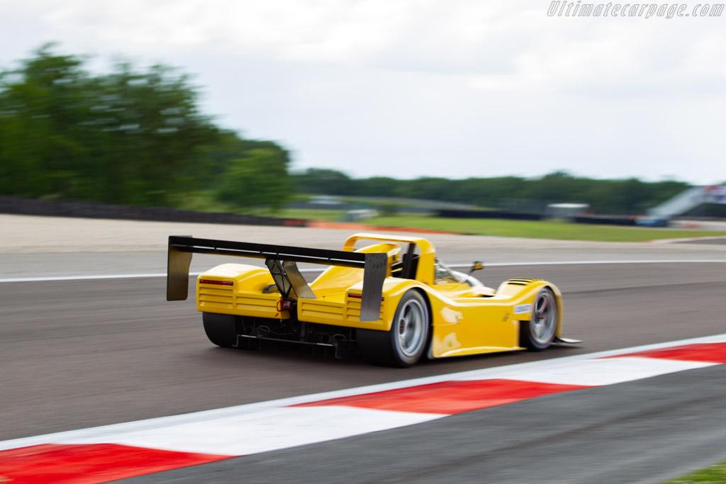 Ferrari 333 SP - Chassis: 034   - 2018 Grand Prix de l'Age d'Or