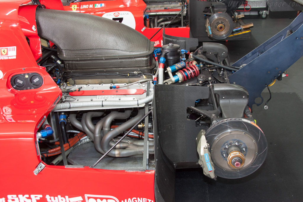 Ferrari 333 SP - Chassis: 040   - 2012 Dix Mille Tours