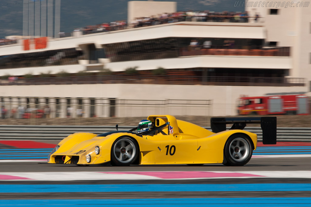 Ferrari 333 SP - Chassis: 034  - 2012 Dix Mille Tours