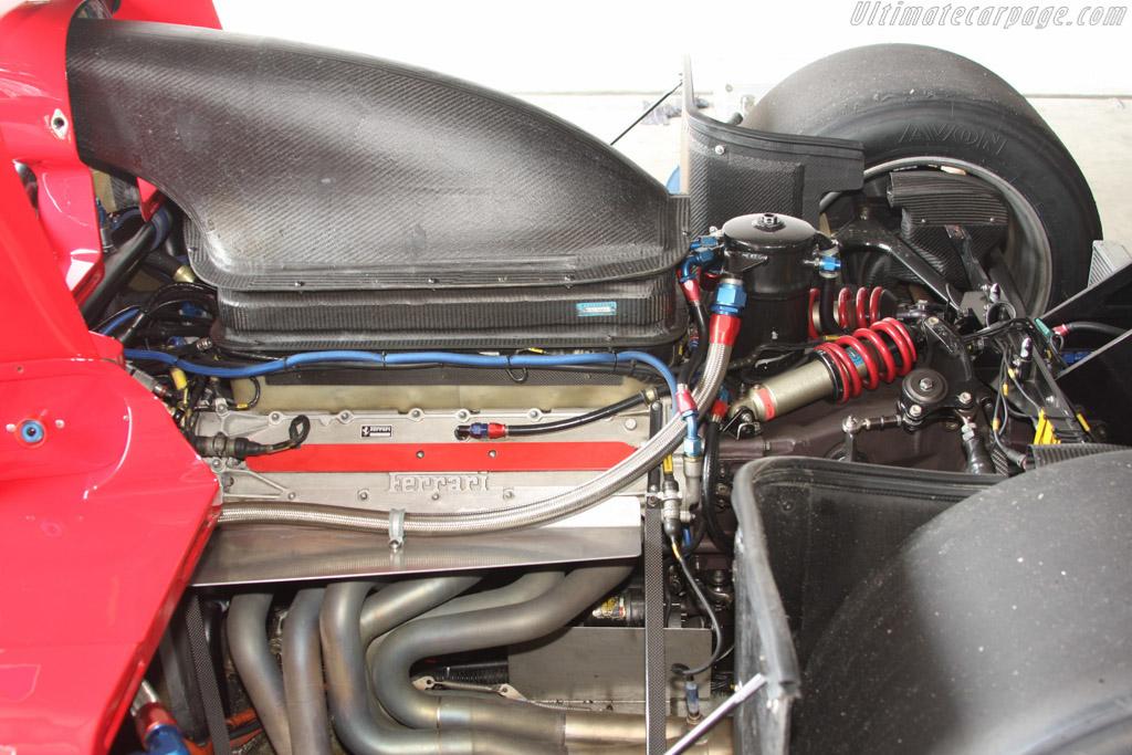 Ferrari 333 SP - Chassis: 021   - 2009 Modena Trackdays