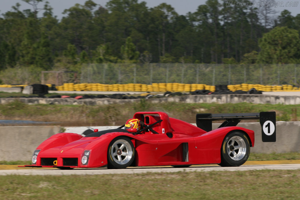 Click here to open the Ferrari 333 SP gallery