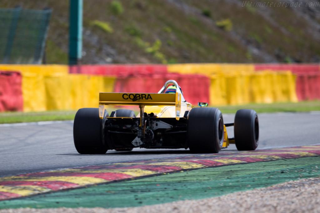 Fittipaldi F8C Cosworth - Chassis: F8C/4   - 2015 Modena Trackdays