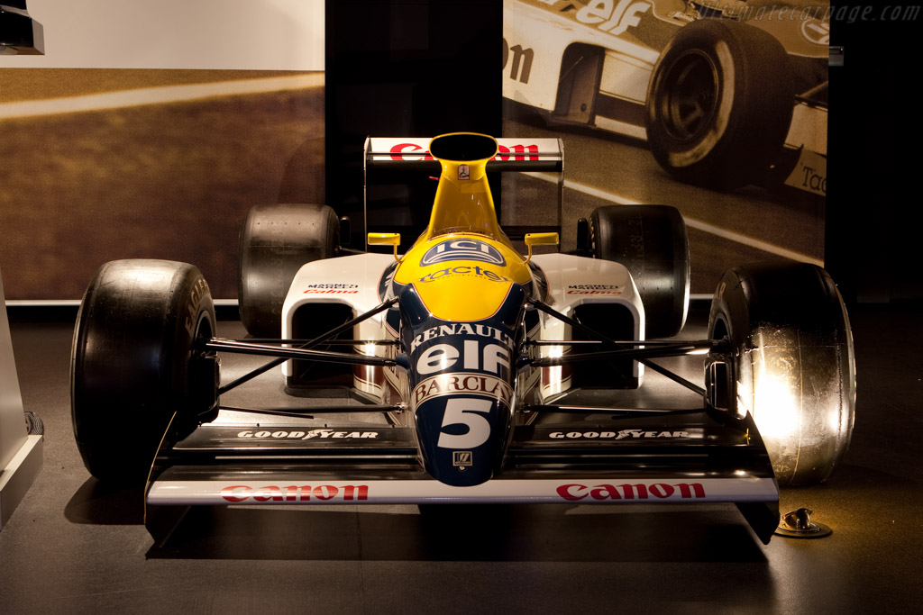 Williams FW13 Renault    - Four Decades of Williams in Formula 1